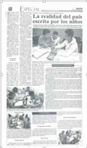 Educación y Trabajo infantil