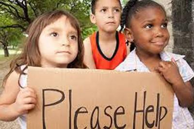 Niños USA sin hogar